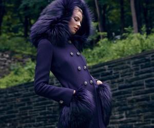 Magdalena Frackowiak для журнала Vogue China