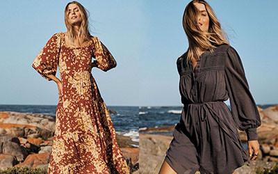Модные весенние платья Auguste The Label 2021