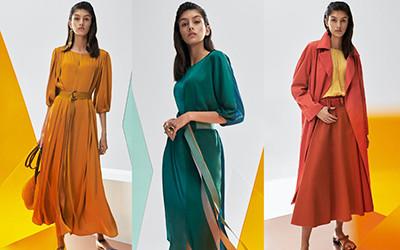 Элегантная женская одежда Carl Kapp весна-лето 2021