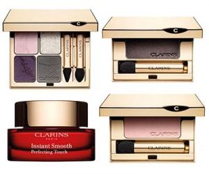 Коллекция макияжа Clarins Opalescence весна-лето 2014