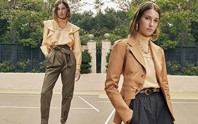 Модная женская одежда A.L.C. весна-лето 2021