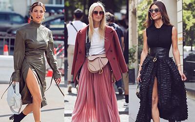 Street style на Неделе Высокой моды в Париже сезона осень-зима 2019-2020