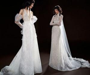Свадебные платья Vera Wang весна-лето 2018