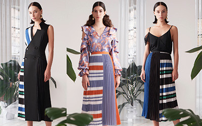 Женская одежда Three Floor весна 2019