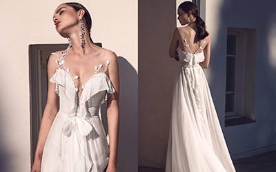 10 красивых свадебных платьев из коллекции Irena Burshtein 2019