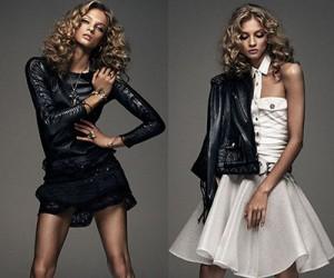 Anna Selezneva на страницах Elle Spain
