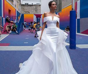 Коллекция свадебных платьев Crystal Design 2019
