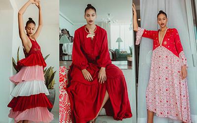 Красивая пляжная женская одежда Carolina K Resort 2021