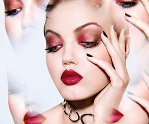 Рождественская коллекция макияжа Dior Precious Rocks 2017