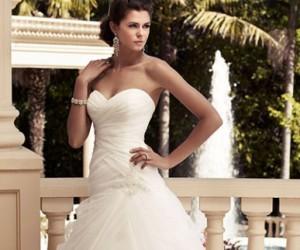 Коллекция свадебных платьев Casablanca 2013