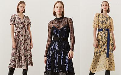 12 самых желанных платьев из коллекции Markus Lupfer Pre-Fall 2019