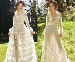 Свадебные платья Christos Costarellos весна-лето 2019