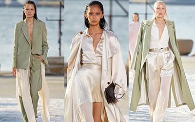 Женская одежда Peter Do весна-лето 2022