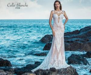 Свадебные платья Calla Blanche 2017