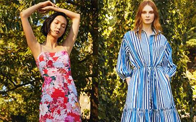 Модная женская одежда из хлопка Cara Cara весна-лето 2022