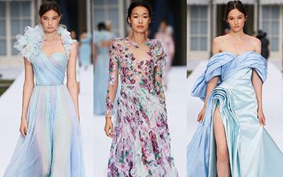 Вечерние платья и костюмы Ralph & Russo Haute Couture осень-зима 2019-2020