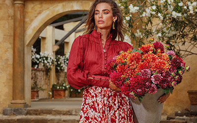 Осенняя коллекция женской одежды Ministry Of Style 2020