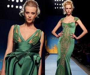 Mireille Dagher Haute Couture весна-лето 2014