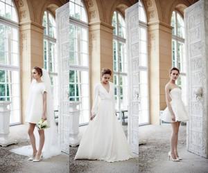 Свадебные платья La Mania 2014-2015