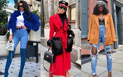 Безвкусные образы модниц из Instagram - часть 2