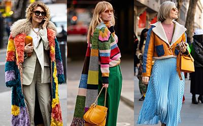 Street style на Неделе моды в Лондоне осень-зима 2019-2020