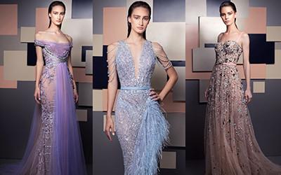 Вечерние платья дизайнера Ziad Nakad от которых вы будете в восторге!