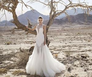 Свадебные платья Lian Rokman 2017