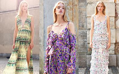 10 женственных платьев из коллекции Raquel Diniz 2019