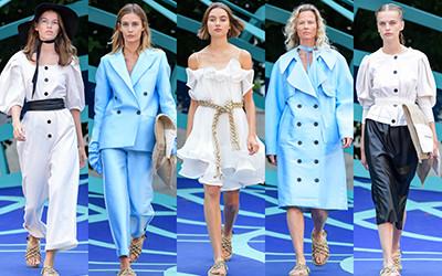 Обзор коллекций на Неделе моды в Копенгагене весна-лето 2020