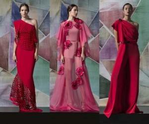 Вечерние платья Isabel Sanchis весна-лето 2017