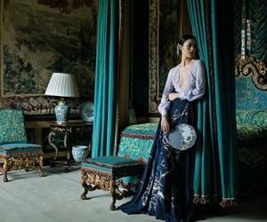 Liu Wen для журнала Harper's Bazaar China
