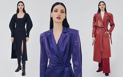 Женская одежда Dalood осень-зима 2020-2021