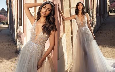 Свадебные платья Julie Vino Haute Couture весна-лето 2020