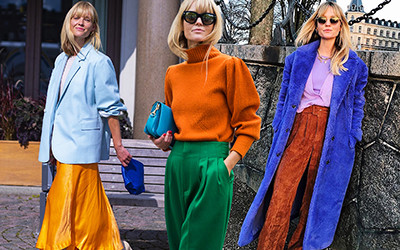 Стильные образы скандинавской модницы Jeanette Madsen