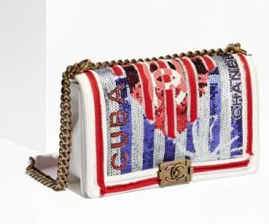 Сумки и клатчи Chanel 2017
