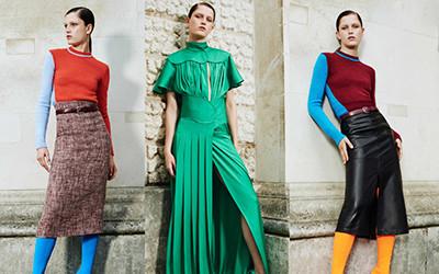 Женская одежда Victoria Beckham Resort 2020