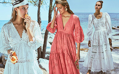 Бесподобная пляжная женская одежда Waimari 2020