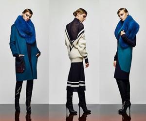 A LA RUSSE Anastasia Romantsova Pre-Fall 2015