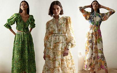 Модная пляжная женская одежда Alemais Resort 2022