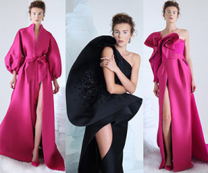 Azzi & Osta Haute Couture осень-зима 2018-2019