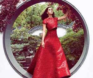 Katy Perry для журнала Harper's Bazaar US