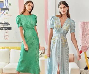 Женская одежда Saloni весна-лето 2019