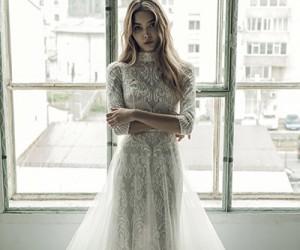 Свадебные платья Ersa Atelier осень-зима 2017-2018