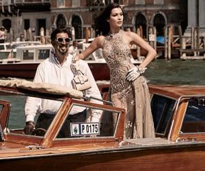 Bella Hadid для журнала Harper's Bazaar Arabia