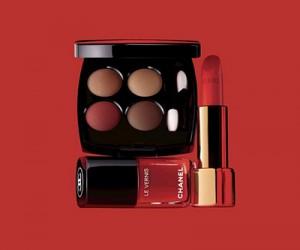 Коллекция макияжа Chanel Le Rouge осень 2016