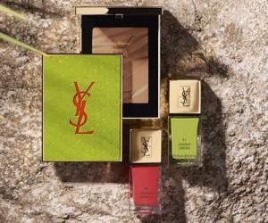 Коллекция макияжа YSL Solar Pop лето 2017