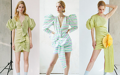Женская одежда Nadya Dzyak Resort 2020