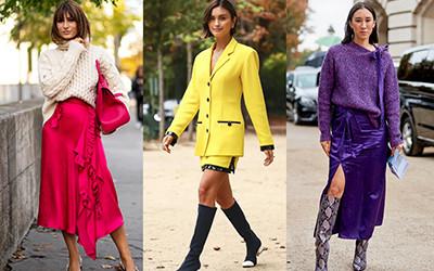 Street style на неделе моды в Париже весна-лето 2020