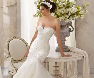 Свадебные платья Mori Lee весна-лето 2014