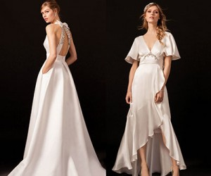 Свадебные платья Temperley London весна-лето 2018
